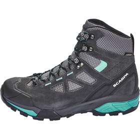 Scarpa ZG Lite GTX Schuhe Damen dark gray/icefall